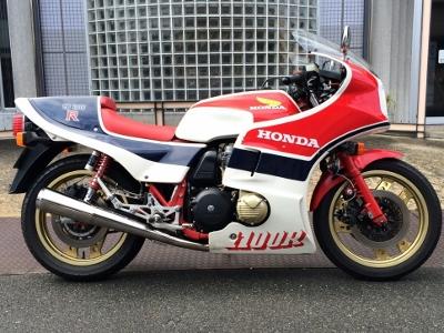 HONDA(ホンダ)CB1100R ワンオフマフラーカスタム