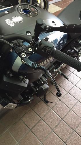 YAMAHA(ヤマハ)XSR900 Matris(マトリス)サスペンションカスタム