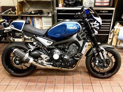 AMAHA(ヤマハ)XSR900リファインカスタム