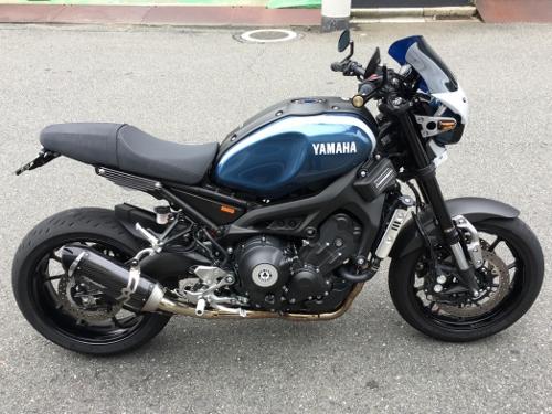 YAMAHA(ヤマハ)XSR900 ストリートスタイルカスタム