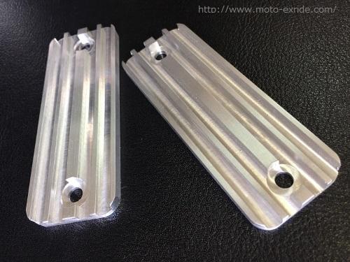 YAMAHA(ヤマハ)XSR900 ヒューズボックスカバー 販売開始