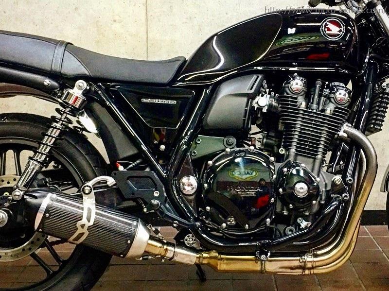 HONDA(ホンダ)CB1100 ヘリテージカフェスタイルカスタム/MOTO-EXRIDE(モトエクスライド)