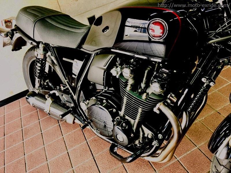 HONDA(ホンダ)CB1100 ヘリテージカフェスタイルカスタム /MOTO-EXRIDE(モトエクスライド)