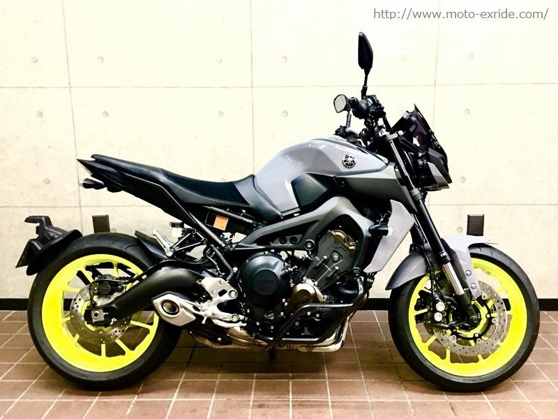 YAMAHA(ヤマハ)MT-09 ライトカスタム/MOTO-EXRIDE(モトエクスライド)