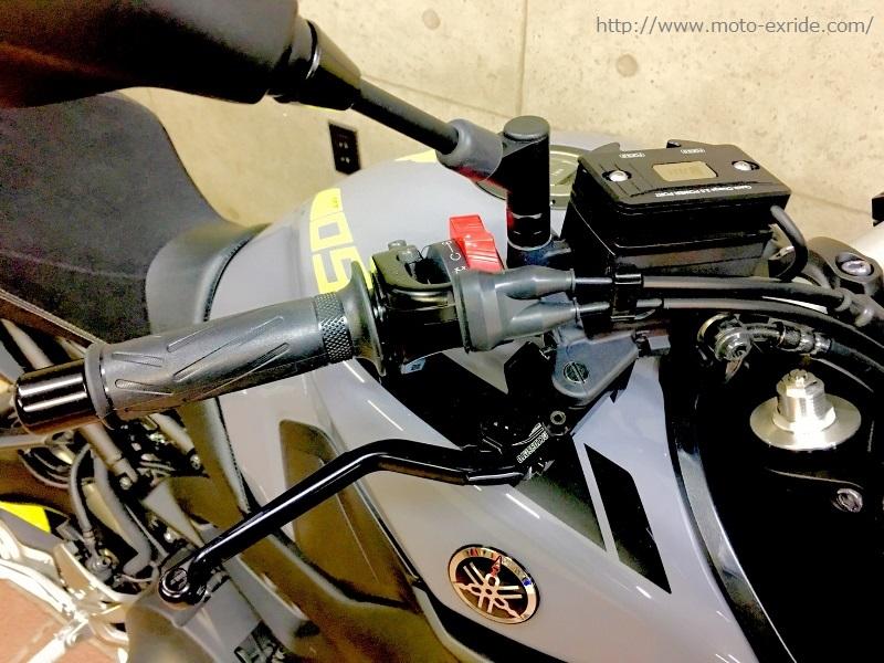 YAMAHA(ヤマハ)MT-09 ライトカスタム USBポート/MOTO-EXRIDE(モトエクスライド)