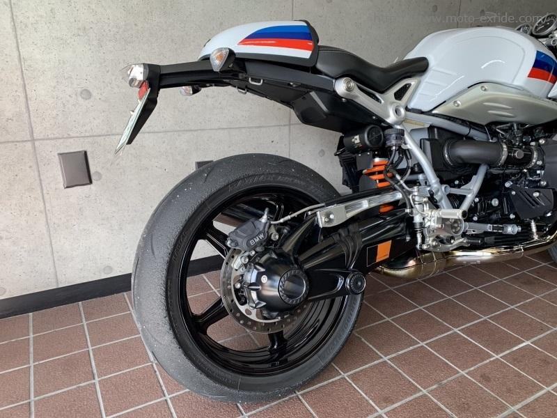 BMW RnineT Racer トルクロッド1