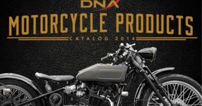 DNA(アメリカのカスタムパーツメーカー)のカタログ