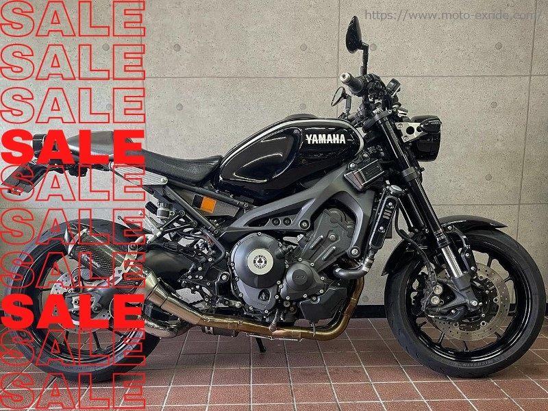【中古車輛販売】YAMAHA(ヤマハ) XSR900