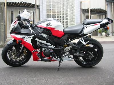 HONDA CBR929RR エクストリームバイクカスタム